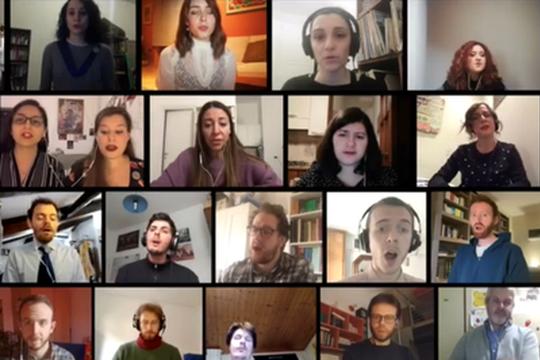 Da mattina a sera, la possibilità di vivere online gli eventi culturali dell'Alma Mater